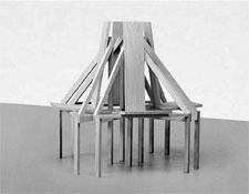 a chair von steven holl